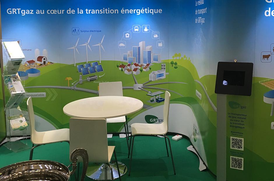 Stands Transition énergétique