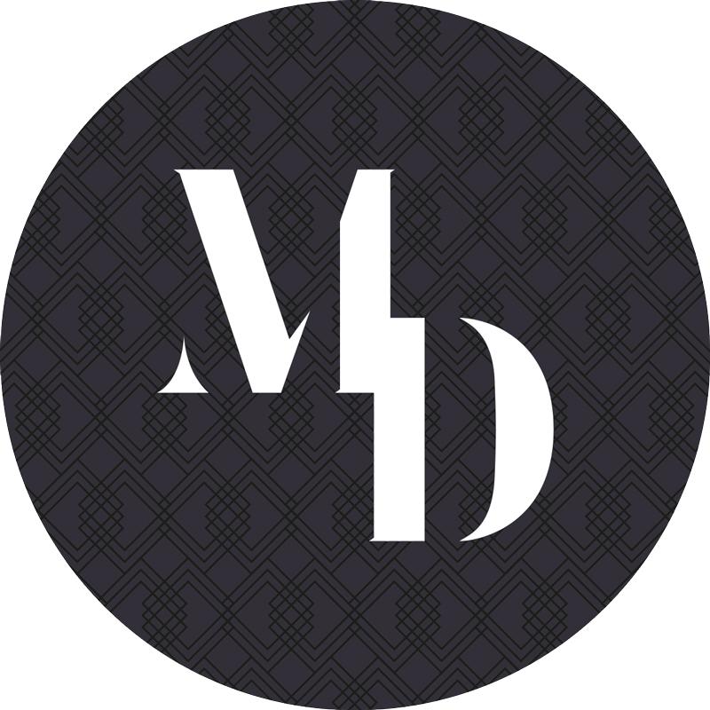 Faire-part mariage M&D